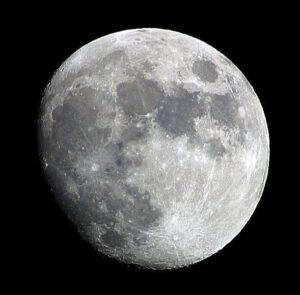 La Lune, la planète maîtresse du Cancer.