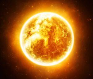 Le Soleil, la planète maîtresse du Lion.